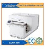 Печатная машина тканья принтера A2 DTG планшетная