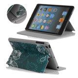 Usine vente la caisse en cuir de tablette de mode pour le cas d'iPad