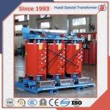 Huidige Transformator van de Distributie van de epoxyHars de Gegoten met Onafhankelijke KoelVentilator Drie