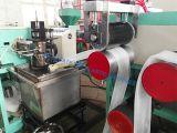 Espulsore gemellare conico della macchina della vite del tubo di EPE dello strato di plastica della rete singolo