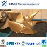 高品質の青銅色の海洋のボートのプロペラ