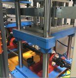 Máquina plástica Full-Automatic de la Tres-Estación PP/PS/Pet/PVC Thermoforming con la formación del corte que empila funciones