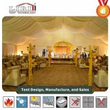 500 People Capacity를 위한 15X40m 인도 Wedding Tent