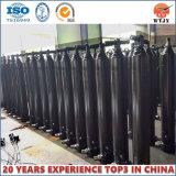 Cylindre hydraulique télescopique de qualité pour le camion à benne basculante