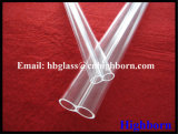 Double Hole Silica Quartz Glass Tube