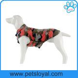 工場贅沢な方法秋の冬ペットコート犬の衣服