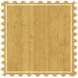 Los materiales de construcción pisos laminados que cubre la superficie de suelo laminado de arce