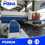 Цена машины давления пунша башенки CNC отверстия металлического листа