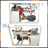 Pompa ad iniezione solida della malta liquida del sistema di controllo di buona qualità