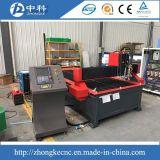 Machine de découpage de plasma de commande numérique par ordinateur de tôle d'acier à vendre