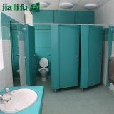 Jialifu moderne preiswerte Vertrags-Laminat-Toiletten-Partition