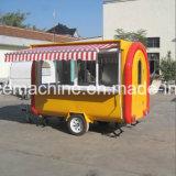 De Fabrikant van de Kar van het voedsel, de Aangepaste Mobiele Catering van de Kiosk van het Voedsel trailerjy-B38