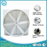 運転されたFRPの円錐形の換気扇のファイバーガラスの換気扇を指示しなさい