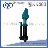 Rubber Vertical Acid Slurry Pump (100RV-SPR)
