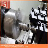 편평한 침대 수평한 CNC 도는 기계