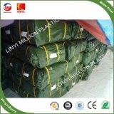 De HDPE Shrink-Resistant impermeável de tecidos de lonas de plástico reforçado