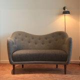 Sofá de couro do lazer (NL-2038)