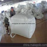 Das Polypropylen aufbereiten, das grossen Beutel für Chemikalien, Kalkstein, Sand, Korn, Zucker, Erz, Baumaterialien packt
