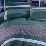 Amerikanisches Art-Baumwollpatchwork-Steppdeckebettwäsche Deckel-Set