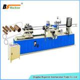 Tubo de papel paralelo que hace la máquina Qdbs-T023