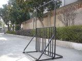Многофункциональный Порошк-Coated шкаф велосипеда PV003 рамки металла