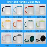 DIY смены цветов покрытием Сублимация керамические чашки