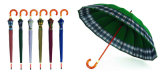 فحصت حافة حافّة صلبة صامد للريح ثني مظلة ([يس-3فم21083406ر])