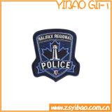 경찰 의복 (YB-e-021)를 위한 도매에 의하여 수를 놓는 기장