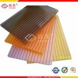 Polycarbonate Hollow Sheet PC Building Panneaux de toit