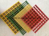 Grata di FRP/GRP come materiale da costruzione
