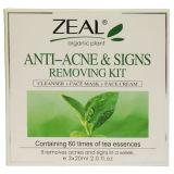 Рвение Anti-Acne & признаки снятия крем для лица
