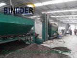 Máquina de Granulação de Fertilizante Composto Máquinas de Produção de Fertilizantes