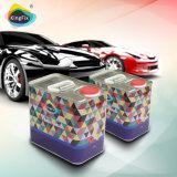 Le diluant acrylique automatique de séchage rapide de marque de Kingfix pour tournent