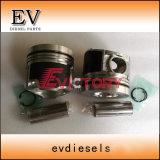 N04CT N04c-T W06D W06e Kolbenring-Zylinder-Zwischenlage-Installationssatz für Hino Maschinenteile