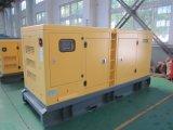 150kVA insonorizado Canopy Ricardo grupo electrógeno diesel con CE