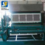 Машина фермы яичка или поднос яичка формируя оборудование используемое для неныжной бумаги рециркулируют фабрику