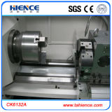 중국 단단한 판매 Ck6132A를 위한 금속에 의하여 잘리는 수평한 CNC 선반 기계