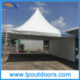 Tenda di lusso esterna del Pagoda della tenda foranea del partito con allineare per l'evento