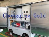 De alto vacío de doble etapa purificador de aceite de transformadores 1.8ky 3KY 6KY 9KY 12KY 18KY