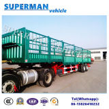 반 13m 화물 수송기 말뚝 트럭 트레일러
