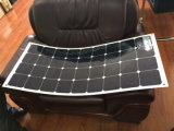 el panel semi flexible de 150W Sunpower solar para los barcos