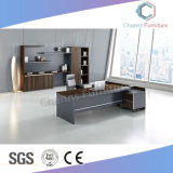 Modern Melamine Executive Desk High Quality Office Counts (CAS-MD18A70)