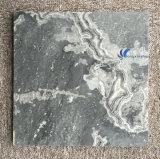 Laje de mármore cinzenta/branca natural personalizada