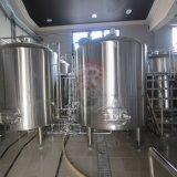 Brewhouseのためのターンキービール醸造装置の普及したデザイン