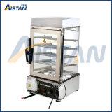 распаровщик плюшки Commerical электрической дуги палубы 500c 5 стеклянный китайский оборудования кухни доставки с обслуживанием