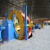Equipo de la fabricación de cables del alambre de Kvv