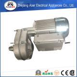 Однофазного блока распределения питания переменного тока с высоким крутящим моментом на низкой скорости 4 полюсов шестерни электродвигателя Китая