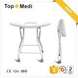 Topmedi Équipement de sécurité de salle de bain Foldable Bath Shower Chair Stool
