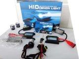 AC 12V 55W H3 Bixenon HID Kit de conversación (lastre delgado)