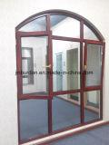 Hopo 상표 기계설비를 가진 알루미늄 여닫이 창 Windows